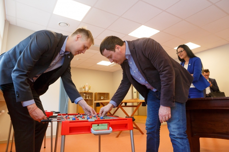 Uut sotsiaalkeskust rajades võtab Põhja-Tallinn eeskuju Haaberstist