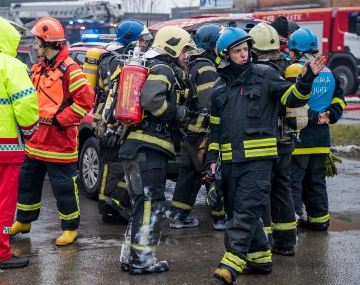 Tööle hakanud gaasiandur hoidis ära võimaliku traagilise õnnetuse