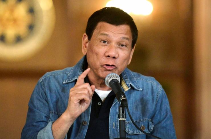 Duterte: Filipiinid lahkuvad Rahvusvahelisest Kriminaalkohtust