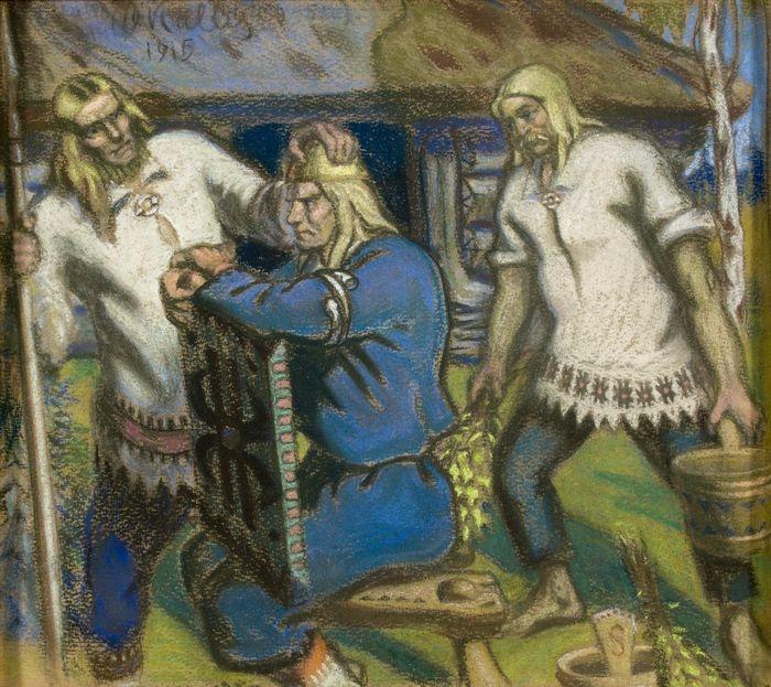 Eesti Kunstimuuseumis saab tutvuda Eesti ajaloo tähtsamate mälupaikadega