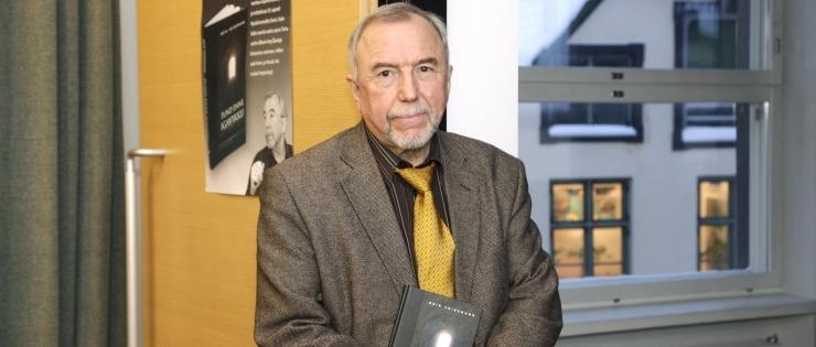 Rein Veidemann: ilukirjanduse lugemise harjumusega kaob keel ja kultuur
