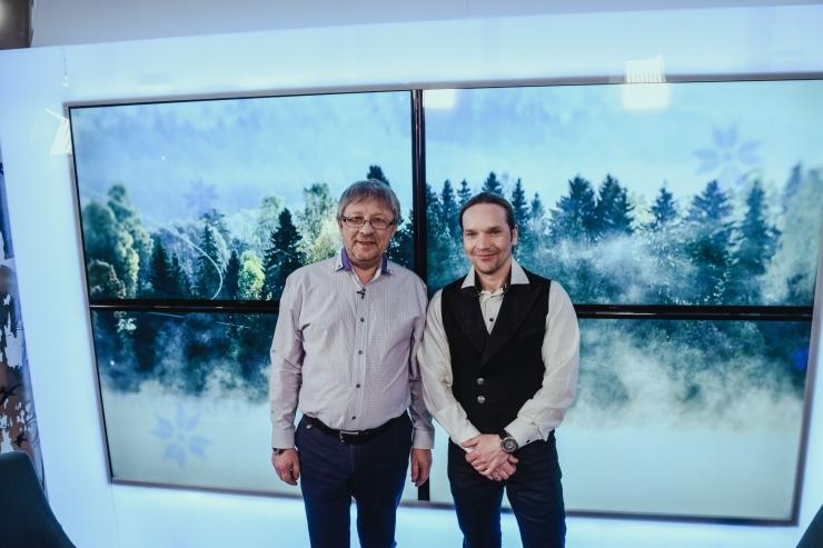 """VIDEO! """"Hästi, Eesti!"""" TTV-s: mida arvavad Jaagup Kreem ja Janek Mäggi haigete laste aitamisest?"""