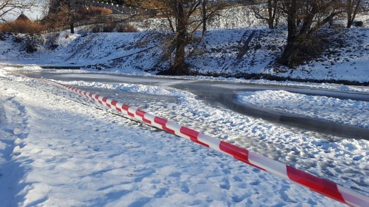 Svet: Snelli jääle minek on ohtlik