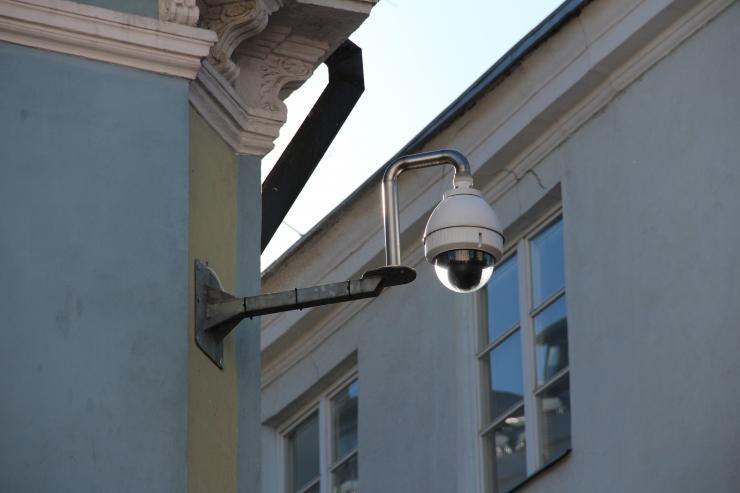 Kristiine Linnaosa Valitsus toetab korteriühistuid turvalisuse tõstmisel