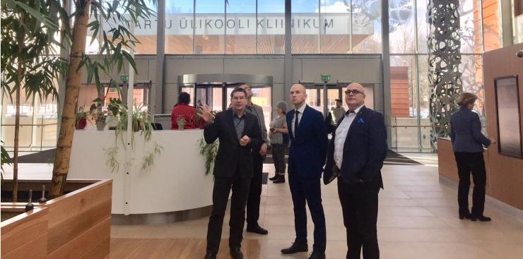 MÖLDER: Tallinna superhaigla loob arstiabi osutamisel täiesti uue kvaliteedi