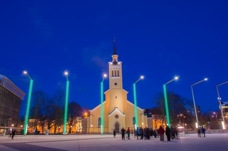 FOTOD JA VIDEO: Vabaduse väljakul tähistati Püha Patricku päeva