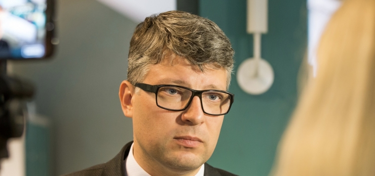 Mihhail Korb: Keskerakond räägib sisust, Reformierakond on lootuste laineharjal