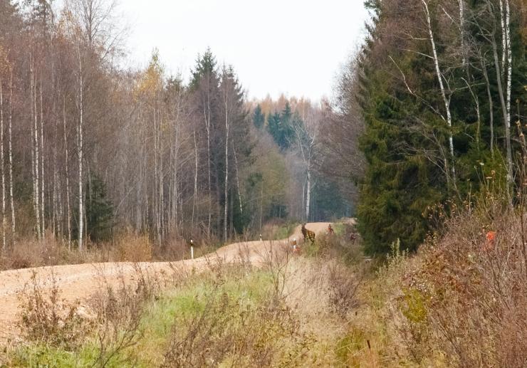 Ossinovski jagab Vakra seisukohta raiemahtude piiramise osas