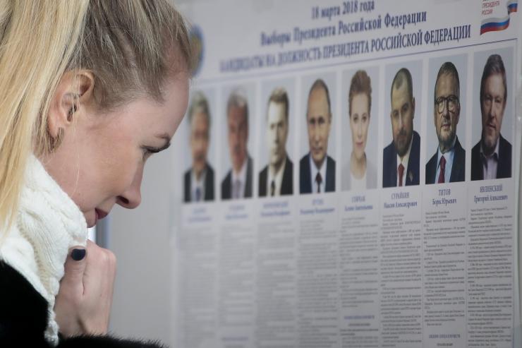 Vene presidendivalimisi Krimmis jälgivad välisvaatlejad 20 riigist