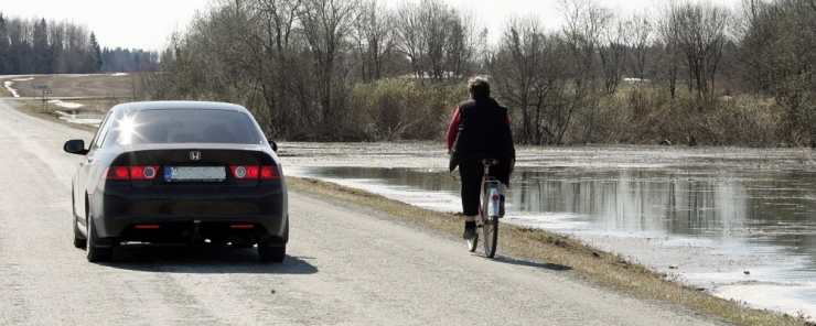 Riigiteedel hakkab teede säästmiseks kehtima autode massipiirang