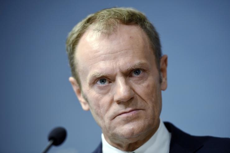 Tusk: kõik EL-i riigid ei toeta veel Suurbritannia lahkumislepet