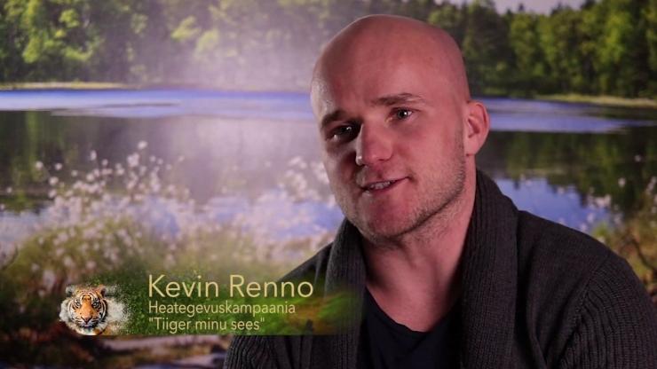 VIDEO! Kevin Renno: kuni veel seisad kahel jalal ja oled elus, on kõik veel võimalik!