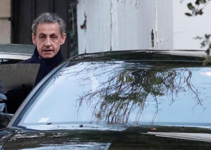 Sarkozyd süüdistatakse korruptsioonis seoses Liibüa rahadega