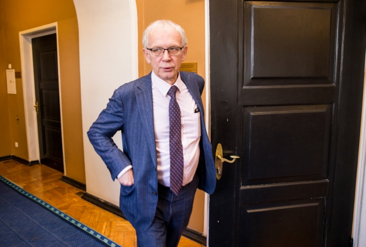 Riigikogu valis aseesimeesteks Eesmaa ja Laaneti
