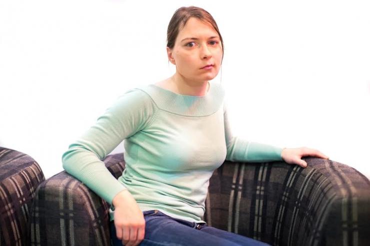 Noor naine vajab toetust Moskvasse operatsioonile minekuks