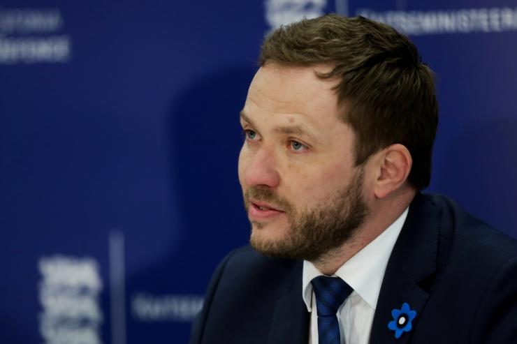 Tsahkna: Eesti peab Venemaa luurajad välja saatma