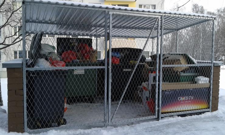 Tallinn tegi Eesti Keskkonnateenustele prügi vedamata jätmise eest trahvi
