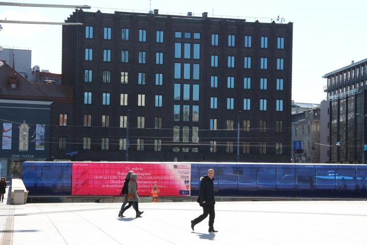Veel viimaseid päevi saab esitada taotlusi Tallinna ajalooliste hoonete restaureerimise toetamiseks