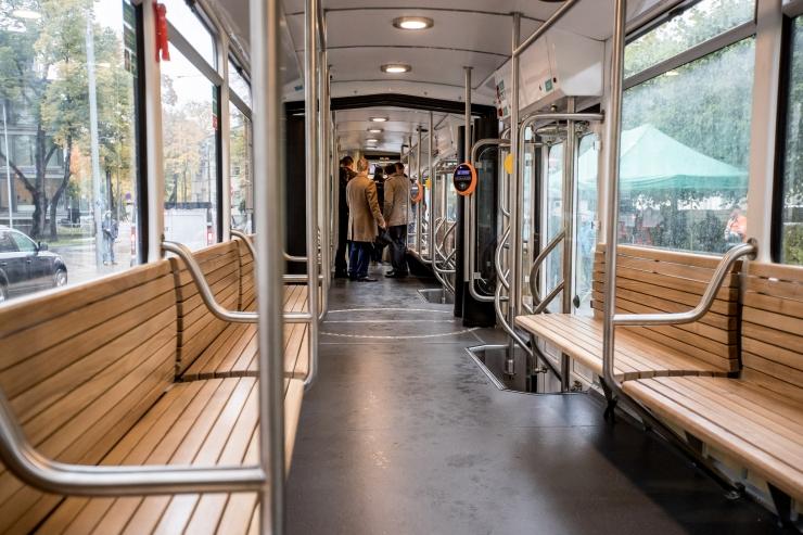 Tallinna Linnatranspordi AS kutsub retrotrammi esitlusele