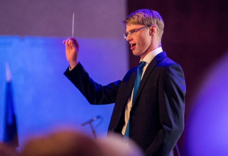 Sümfooniaorkestrite Liit tunnustas Rasmus Puuri ja Tekla Tappot