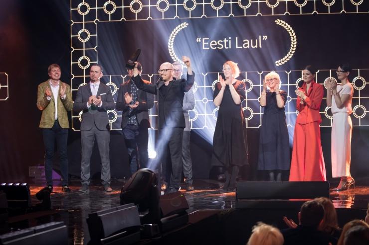 SUUR GALERII! EFTA 2018 gaalal selgusid Eesti filmi- ja teleauhindade laureaadid