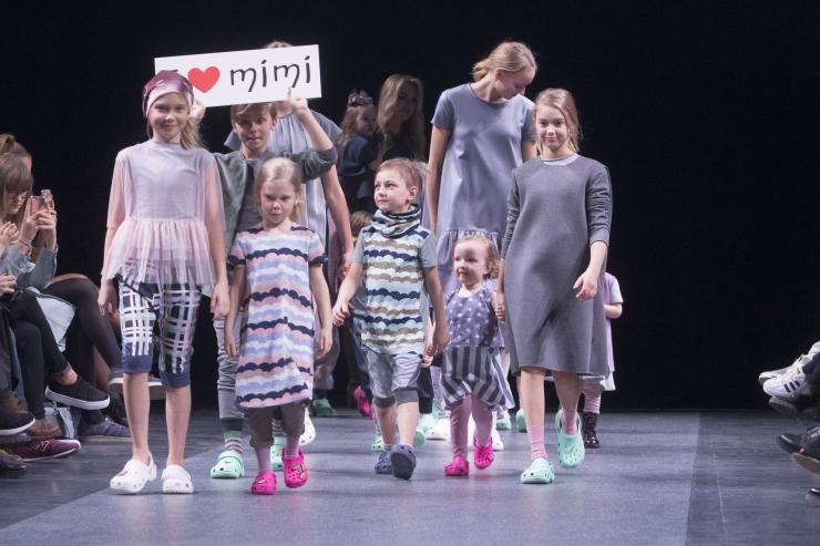 GALERII! Kevadisele Tallinn Fashion Weekile panid punkti lustakad moepõnnid