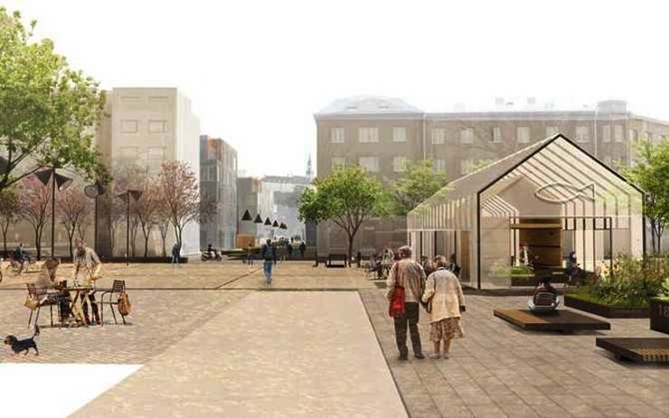 Avalda arvamust Vana-Kalamaja tänava tuleviku kohta!
