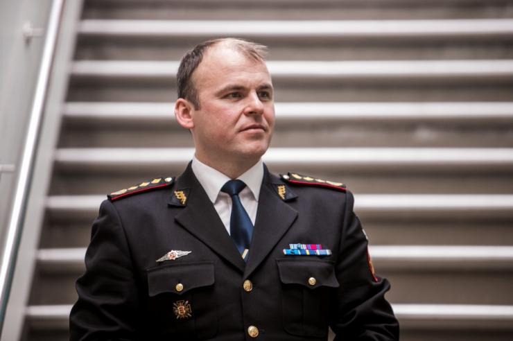 Päästeamet: Soome riik tunnustas Kuno Tammearut päästeala Teeneteristiga