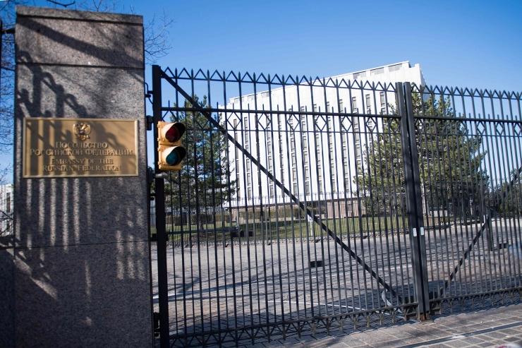 USA saadab Salisbury rünnaku tõttu välja 60 Vene diplomaati