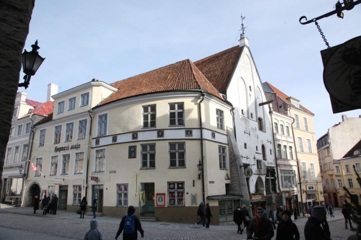 Õigusapteek avatakse esmakordselt Tallinna südames Hopneri majas