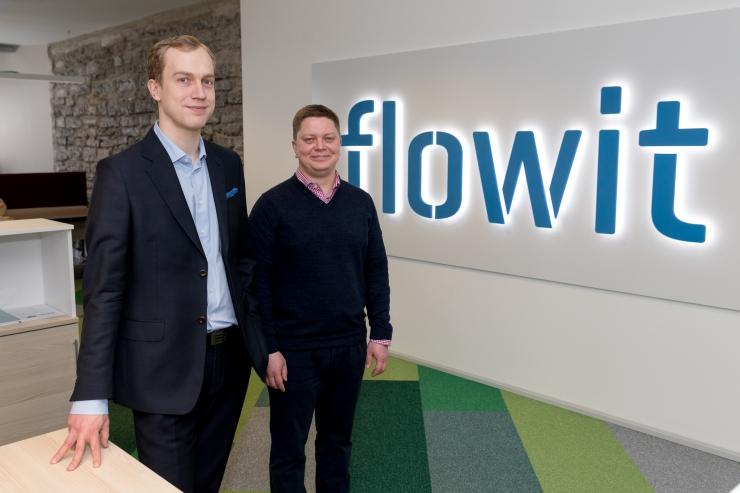 FOTOD! Tarkvararobootika ettevõte Flowit kuulub nüüd eestlastele