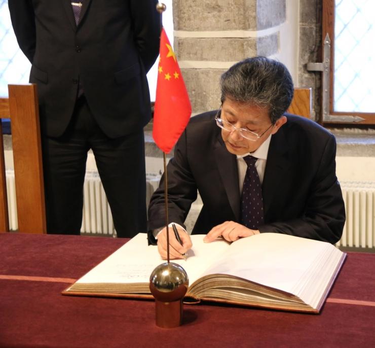 Pekingi aselinnapea: peame Tallinnat üheks olulisemaks koostööpartneriks