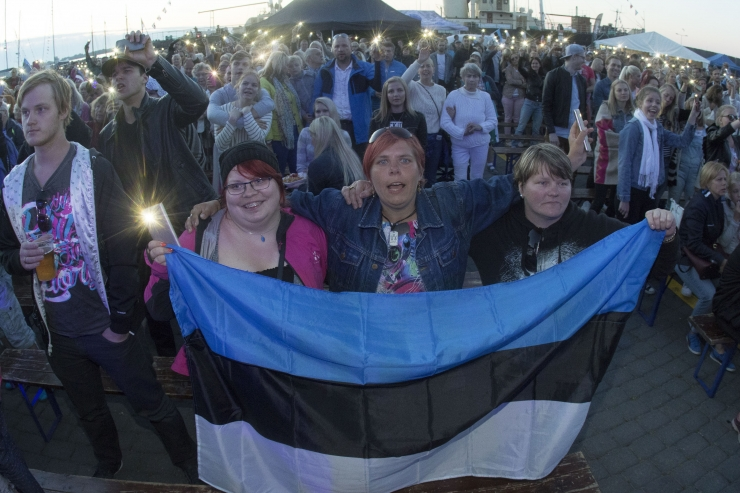 New Yorgis algasid Eesti kultuuripäevad
