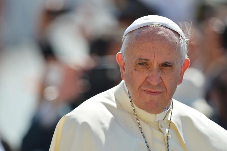 Paavst ärgitas peatama veresauna Süürias