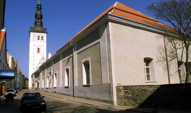 Ülestõusmispühade puhul kõlab Rootsi-Mihkli kirikus kontsert