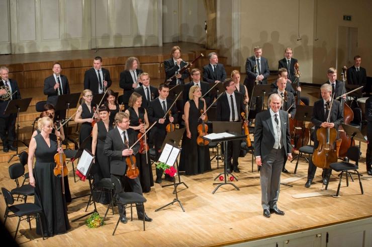 Tallinna Kammerorkestri kontserdil kuuleb vee- ja mängumuusikat