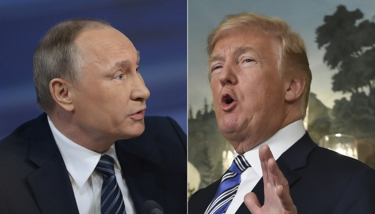 Kreml: Trump pakkus märtsis Putinile kohtumist Valges Majas