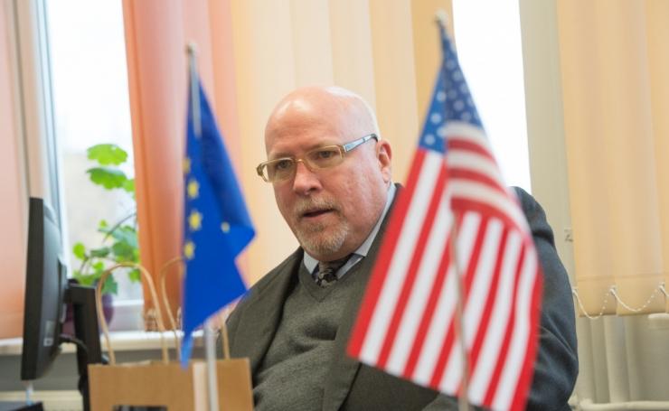 USA suursaadik: Baltimaad on teistele riikidele eeskujuks
