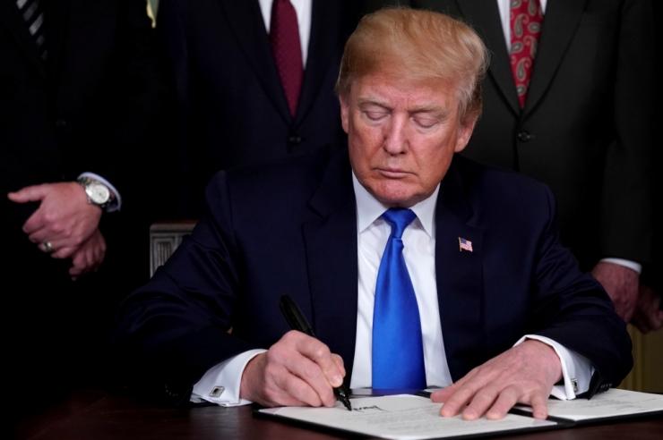 USA kehtestas immigratsioonikohtunikele kvoodid