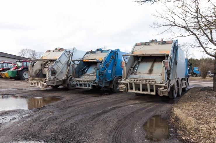 Sarnaselt teistele linnaosadele saab Kristiine mais korraldatud jäätmeveo