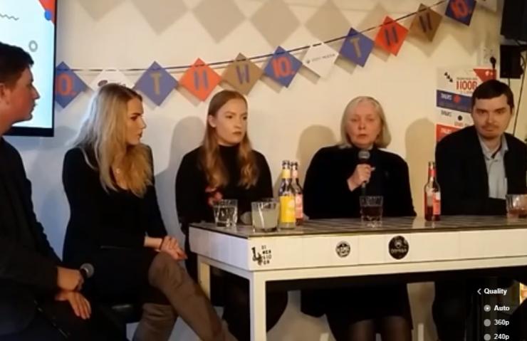 VIDEO! Noored otsivad lahendusi tänastele ja tulevastele haridusprobleemidele