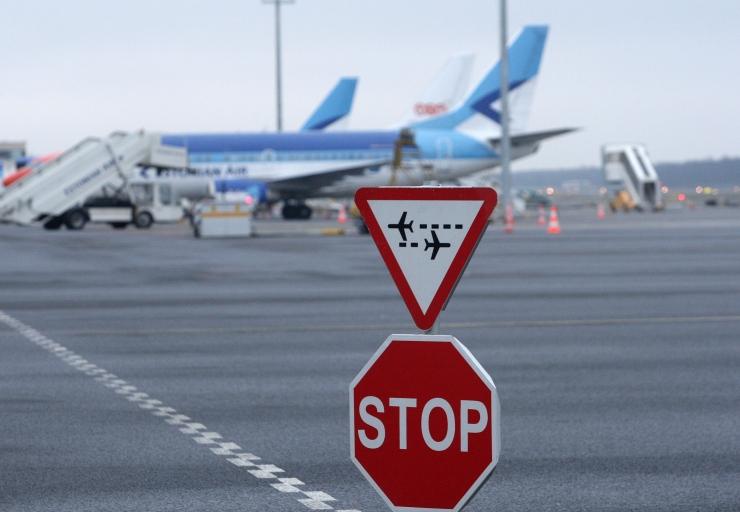 Tallinna Lennujaamas hakkavad lennud kella kuuest ära jääma