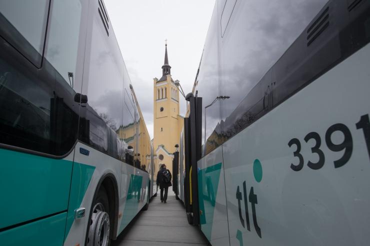 Tallinna Linnatranspordi AS lõpetas Jaanus Vinki töölepingu