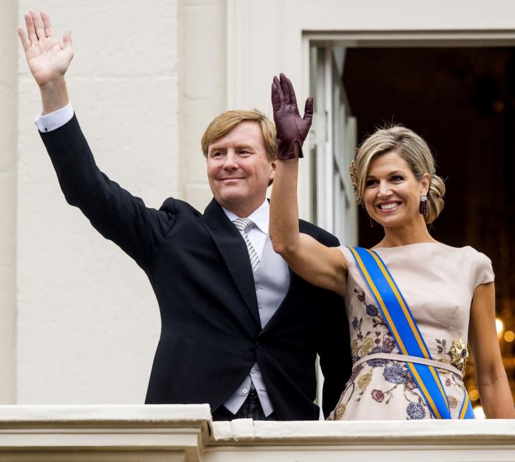 Madalmaade kuningapaar külastab juunis Eestit