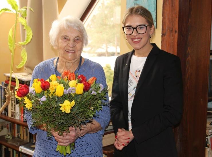 100-aastane Linda Raunet: olen uhke, et olen Eestiga ühevanune