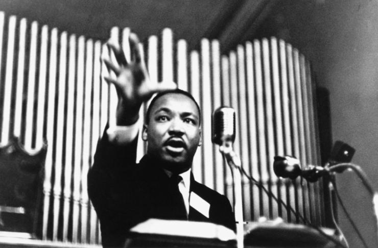 Trump: Martin Luther Kingi ideaalide saavutamine on rahva ülesanne