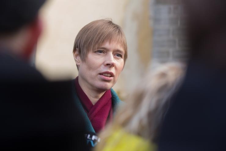 President Kaljulaid annab reedel üle noore teadlase ja noore IT-teadlase preemia
