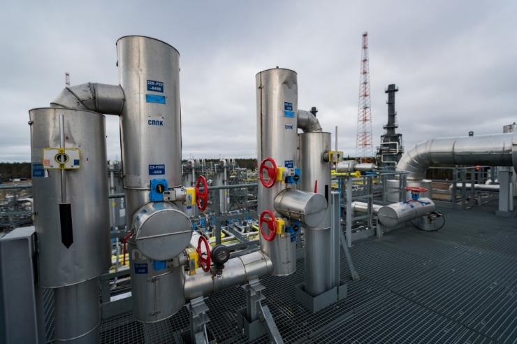 Soome andis loa Nord Stream 2 ehitamiseks riigi majandusvetesse