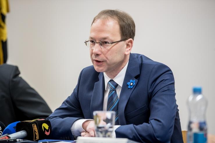 Kaitsepolitsei peadirektor pälvis Auleegioni ordeni