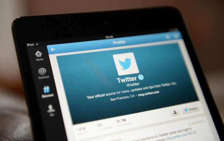 """Twitter on sulgenud miljon kontot """"terrorismi reklaamimise"""" eest"""